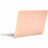 Чехол-накладка INCASE Hardshell для MacBook Air 13 2020-2018 Blush Pink (INMB200617-BLP)