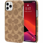 Чехол COACH Slim Wrap iPhone 11 Pro Max - Signature C Khaki (CIPH-018-SCKHK)