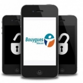 Bouygues France Iphone 3G / 3GS / 4G / 4S / 5 / 5S / 5C ( Clean & Blocked )