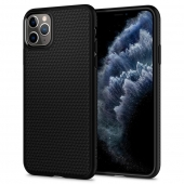 Spigen Liquid Air Case for iPhone 11 Pro, Black (077CS27232)