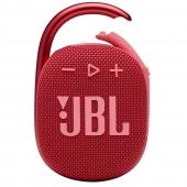 JBL Clip 4 Red, (JBLCLIP4RED)