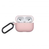 Native Union Roam Case for Airpods Pro, Rose (APPRO-ROAM-ROS-NP)