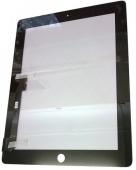Сенсорный экран (touchscreen) iPad 3 black