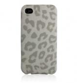 Nuoku LEO stylish leather case for iPhone 4/4S