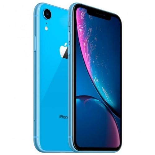 Apple iPhone XR 64GB Blue (MRYA2) - Акция