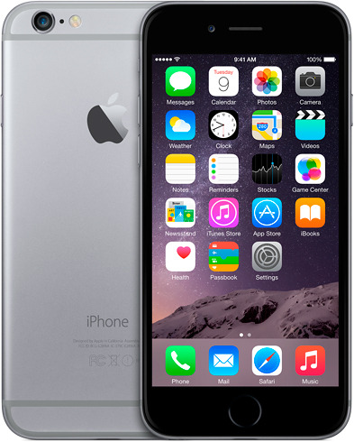 used Apple iPhone 6S 32Gb (Space Gray)