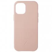 Чехол накладка Native Union Clic Classic Case for iPhone 12 Mini, Rose (CCLAS-NUD-NP20S)