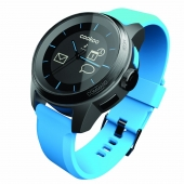 COOKOO Watch BlackOnBlue (CKW-KB002-01)
