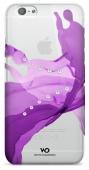 Чехол-накладка White Diamonds Liquids Purple for iPhone 6 (1310LIQ55)