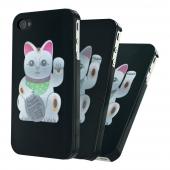 Чохол-накладка Artwizz SeeJacket Clip Lucky Cat для iPhone 4/4S (8208-SJCL-P4-LC)