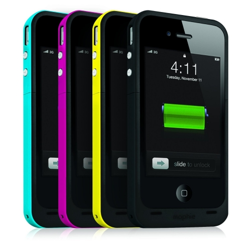 Mophie Juice Pack Plus for iPhone 4/4S