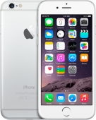 Б/У Apple iPhone 6s 64GB Silver (MKQP2) - как новый