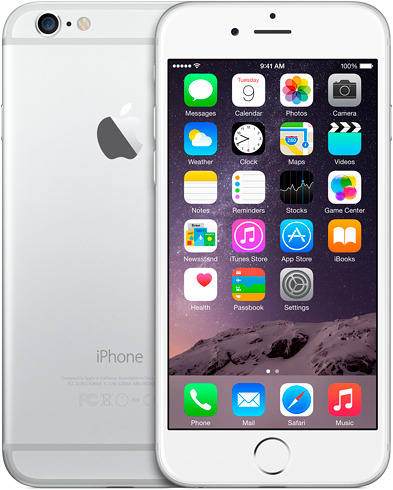 used Apple iPhone 6S 64Gb (Silver)