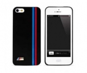BMW M collection leather cover case for iPhone 5/5S
