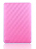 "X-doria Slim-fit and durable protective case for Macbook Air 11"", pink"
