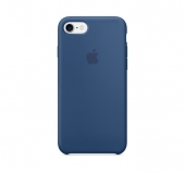 Чехол-накладка Apple Silicone Case for iPhone SE 2/8/7