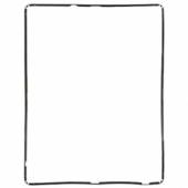Рамка под тачскрин iPad 2 черная