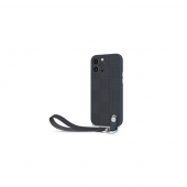 Moshi Altra Slim Hardshell Case with Wrist Strap for iPhone 13 Pro Max, Midnight Blue (99MO117534)