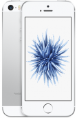 Б/У Apple iPhone SE 16GB Silver (MLLP2) - как новый