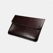 Кожаный чехол iCarer Genuine Leather Sleeve for MacBook Air / Pro 13