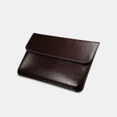 Кожаный чехол iCarer Genuine Leather Sleeve for MacBook Air / Pro 13