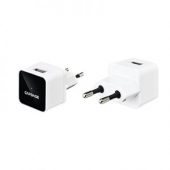 Capdase USB Power Adapter Atom Plug (1 A) for iPhone/iPod/iPad mini/Smartphone