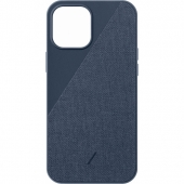 Чехол накладка Native Union Clic Canvas Case for iPhone 12 Mini, Indigo (CCAV-IND-NP20S)