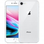 Б/У Apple iPhone 8 64GB Silver (MQ6L2) - как новый 5/5