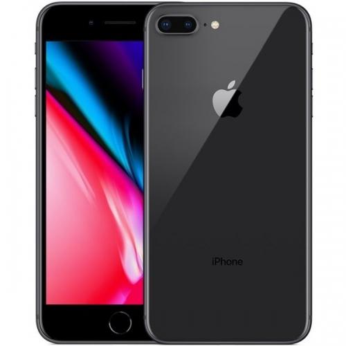 Apple iPhone 8 Plus 256GB (Space Gray) купить по низкой цене в Киеве, Львове, Виннице, Украине. Бесплатная доставка