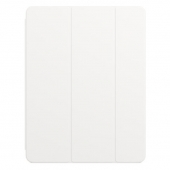 Обложка-подставка для планшета Apple Smart Folio for 12.9 iPad Pro 3rd Generation - White (MRXE2)