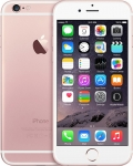 Смартфон Apple iPhone 6s 64GB Rose Gold (MKQR2)