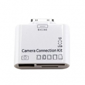 Переходник Camera Connection Kit 5+1 in 1 (картридер)