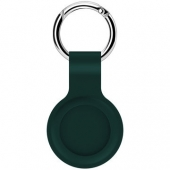 Apple Silicone Ring for AirTag, Dark Green OEM