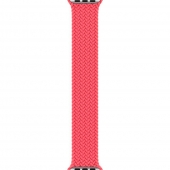 Apple Braided Solo Loop 40mm Pink Punk Size 5(MY6E2)