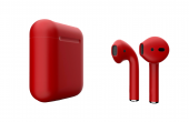 Apple AirPods with Charging Case Red Matte (MV7N2)