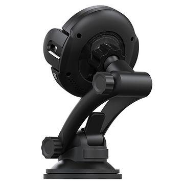 Hoco W5 Auto Induction Wireless Charging, Black