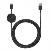 Кабель Native Union Night Cable Lightning 3m