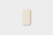 Внешний аккумулятор Courant Carry PD Wireless Powerbank 8 000 mAh Bone (CR-CA-WH-SL)