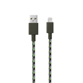 Native Union Maison Kitsune Belt Cable Lightning Green (1.2 m) (BELT-L-GRN-MK)