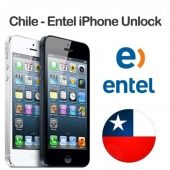 Entel Chile Iphone 3G / 3GS / 4 / 4S / 5 / 5C / 5S (All IMEI Except Stolen)