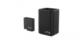 Зарядное устройство GoPro Dual Battery Charger for HERO5/6/7
