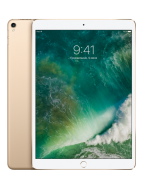"Б/У Apple iPad Pro 10.5"" Wi-FI + Cellular 64GB Gold (MQF12) - весь комплект"