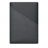 """Native Union Stow Slim Sleeve for 13"""" MacBook Air & MacBook Pro Slate (STOW-MBS-GRY-FB-13)"""