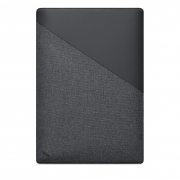 "Native Union Stow Slim Sleeve for 13"" MacBook Air & MacBook Pro Slate (STOW-MBS-GRY-FB-13)"