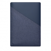 """Native Union Stow Slim Sleeve for 13"""" MacBook Air & MacBook Pro Indigo (STOW-MBS-IND-FB-13)"""