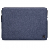 "Native Union Stow Lite Sleeve Case for MacBook Pro 15""/16"", Indigo (STOW-LT-MBS-IND-16)"