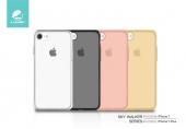Чехол-накладка Case I-SMILE Transparent TPU for iPhone 7