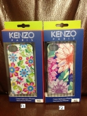 Kenzo Flowers iPhone 5