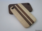 Wooden & Bamboo case for iPhone 4/4S
