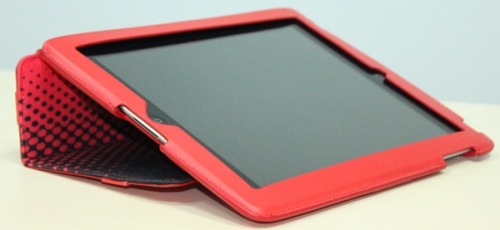 Capdase Protective Case Folio+ Fit  for iPad 2 3 4 (SLAPIPAD2-P509)
